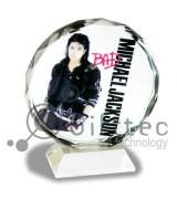 Фотокристалл УФ SJ03D - Подсолнух круглый 70х60х25мм