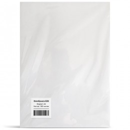Фотобумага B2B двухсторонняя глянцевая 155 гр A4 50 листов