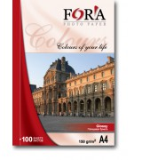 Фотобумага FORA глянцевая 160 гр А3 20 листов
