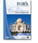 Фотобумага FORA сатин 260 гр 10х15 50 листов