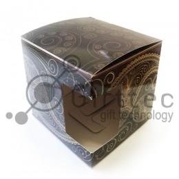 Коробка подарочная для кружки с окном