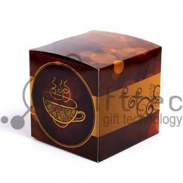 """Коробка подарочная для кружки без окна """"Кофе"""""""