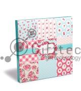 Коробка подарочная для тарелки без окна