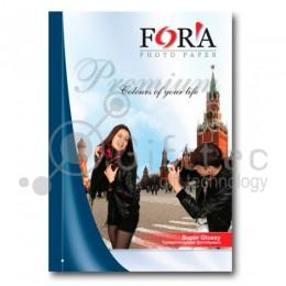 Фотобумага FORA суперглянцевая 230 гр А3 (Премиум) 100 листов