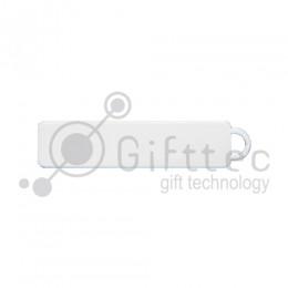 Брелок для ключей ГОСНОМЕР СВЕТЯЩИЙСЯ под сублимацию (комплект для изготовления брелока) упаковка 10шт