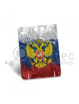 """Фоторамка металлическая """"Россия"""" 168х122х1,2мм под сублимацию"""