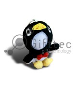 3D Игрушка Пингвин (размер 20 см) запечатка 8х8см / 2-PD49