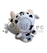 3D Игрушка Корова (размер 12см) запечатка 5х5см / 2-PD77