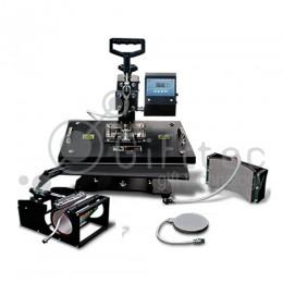 Термопресс START комбо 4 в 1, 30х38см, электронное управление 4 кнопки
