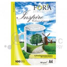 Фотобумага B2B сублимационная 100гр A3 100 листов
