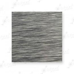 Пластина 10х15см металлическая (алюминий) 0,50мм СЕРЕБРО ШЛИФОВАННОЕ для сублимации