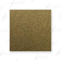 Пластина 10х15см металлическая (алюминий) 0,45мм ЗОЛОТО-МЕТАЛЛИК для сублимации