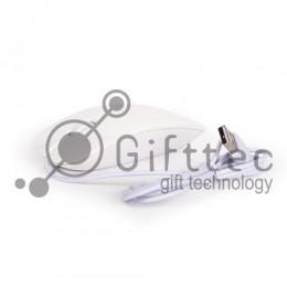 Мышь компьютерная для сублимации БЕЛАЯ