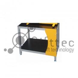 Стол для термопресса стальной, малый неподвижный