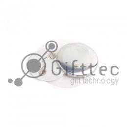 Заготовка для значков круглая d=25мм (50 шт)