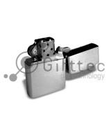 Зажигалка бензиновая матовая для сублимации