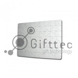 Пазл магнитный для сублимации, формат А5 (63 элемента)