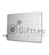 Пазл магнитный для сублимации 20х29см (А4, 120 элементов)