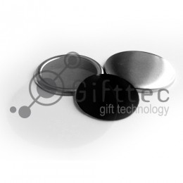 Заготовка для значков магнитное основание (без иглы) d=44мм (50шт)
