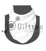 Платок 60х60см белый для сублимации