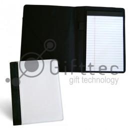 Ежедневник текстильный со сменным блоком малый 110x90мм для сублимации
