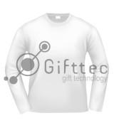 Джемпер белый, синтетика (ложная сетка) р.46 (M)