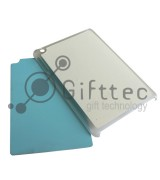 IPad mini - Прозрачный чехол пластиковый (вставка под сублимацию)