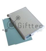 IPad 2/3 - Белый чехол пластиковый (вставка под сублимацию)