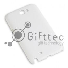 Samsung Note 2 n7100 - Флуоресцентный чехол глянцевый пластик (для 3D - сублимации)