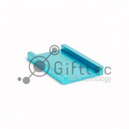 Форма алюминиевая для охлаждения чехлов IPhone 4/4S (для 3D - сублимации)