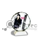 Фотокристалл УФ SJ03C - Подсолнух круглый 80х95х30мм