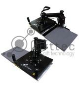 Термопресс Gifttec MASTER плоский 2 стола, 38х38см, электронное управление WL-13D