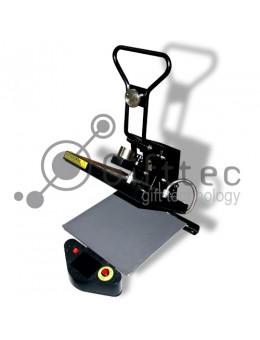 Термопресс Gifttec MASTER полуавтомат, плоский 38х38см, электронное управление WL-13D, MAHP-15