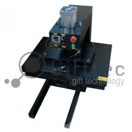 Термопресс Gifttec EXPERT промышленный пневматический плоский (1 стол) 50x70см, В5