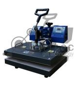 Термопресс START плоский 30х38см с двуxсторонним нагревом, электронное управление 4 кнопки