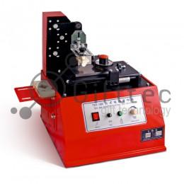 Станок тампопечатный, кодировщик электрический, однокрасочный (закрытая красочная система) размер клише 80х175мм