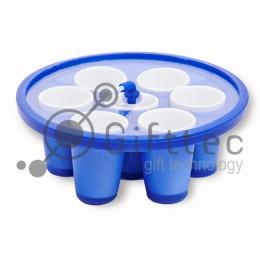 Пресс-форма на 7 рюмок (для 3D вакуумного термопресса ST-3042)