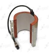 Нагревательный элемент кружечный малый (d=5-7см) START, 4 кнопки, XLR-4