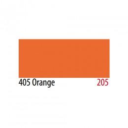 Термоплёнка Chemica hotmark матовая для изделий из хлопка, п/э, акрила, оранжевая, 50х100см