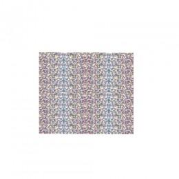 Термоплёнка Chemica metallic confetti для изделий из хлопка, п/э, акрила, конфетти, серебряная, 50х100см