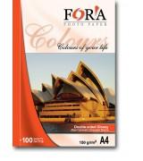 Фотобумага FORA двухсторонняя глянцевая 180 гр А3 50 листов