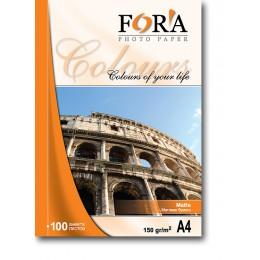 Фотобумага FORA матовая 170 гр 10х15 600 листов
