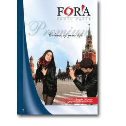 Фотобумага FORA суперглянцевая 230 гр 10*15 (Премиум) 500 листов