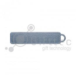 Брелок для ключей ГОСНОМЕР СЕРЕБРО под сублимацию (комплект для изготовления брелока) упаковка 10шт