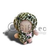 3D Игрушка Черепаха (размер 8-10 см) запечатка 5х5см / 2-PD8