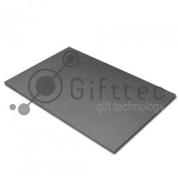 Мат силиконовый 1 см толщина для промышленного пресса 60х80см