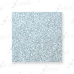 Пластина 10х15см металлическая (алюминий) 0,50мм СЕРЕБРО-МЕТАЛЛИК для сублимации