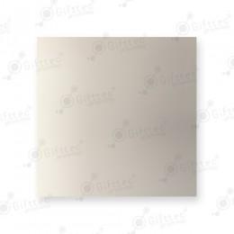 Пластина 20х27см евроразмер (алюминий) 0,50мм СЕРЕБРО ГЛЯНЦЕВОЕ для сублимации