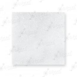 Пластина 10х15см металлическая (алюминий) 0,45мм БЕЛЫЙ МЕТАЛЛИК для сублимации