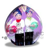 Фотокристалл УФ SJ14 - Капля 80х85х30мм
